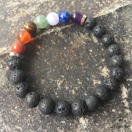 bracelet-7-chakras-pierre-de-lave