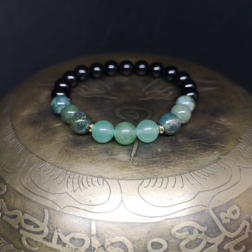 bracelet-onyx-agate-mousse-aventurine
