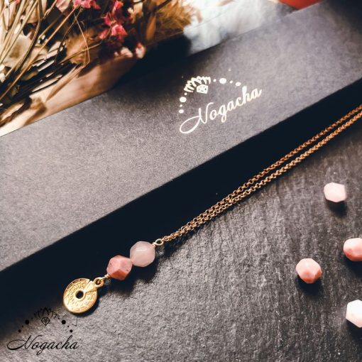 giulia-collier-plaque-or-rhodonite-quartz-rose-facette
