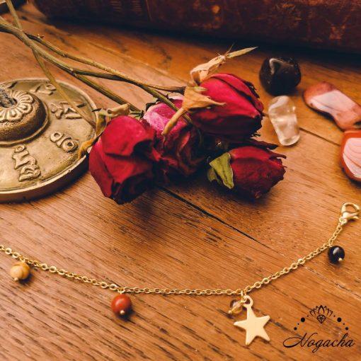 bracelet-bonne-etoile-citrine-mokaite-grenat-jaspe-rouge