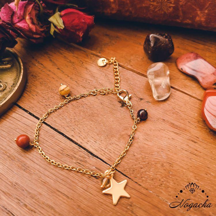 bracelet-bonne-etoile-mokaite-grenat-jaspe-rouge-citrine