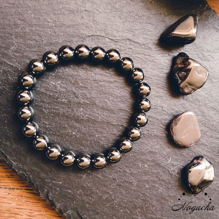 bracelet_hematite_vitalite_chakra_racine