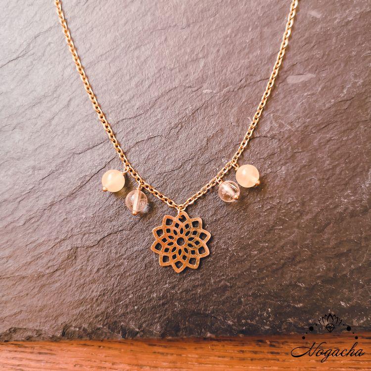 collier-Lucia-quartz-rutile-calcite-jaune