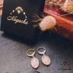 boucles-oreilles-dormeuses-ovale-quartz-rose
