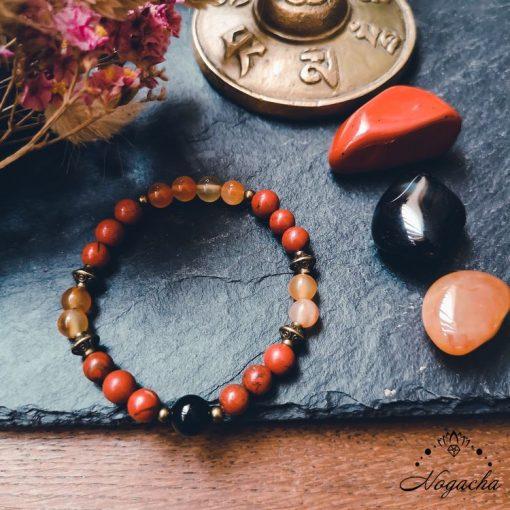bracelet-confiance-estime-de-soi-jaspe-rouge-cornaline