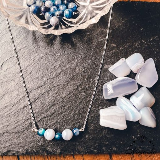 collier-calcedoine-cyanite-chakra-gorge