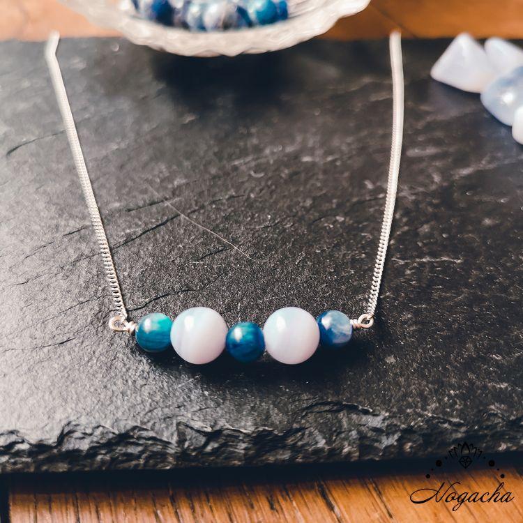 collier-chakra-gorge-calcedoine-cyanite