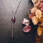 collier-pendant-amethyste-argente