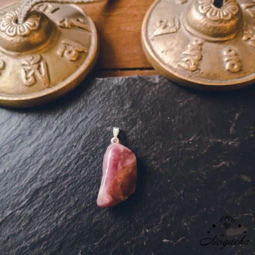pendentif-lepidolite-pierre-roulee
